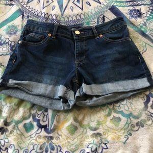 🌻3/$21 New York and Company Soho Jean Shorts